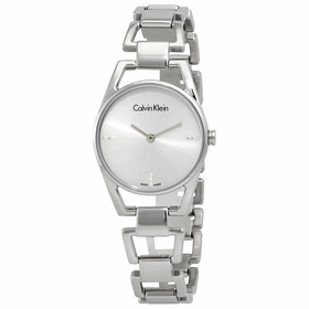 Calvin Klein K7L2314T Dainty Diamonds Ladies Quartz Watch