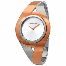 Calvin Klein K8E2M1Z6 Sensual Ladies Quartz Watch