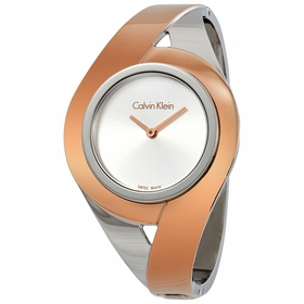 Calvin Klein K8E2S1Z6 Sensual Ladies Quartz Watch