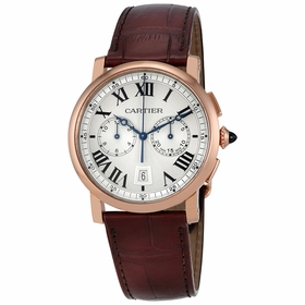 Cartier W1556238 Rotonde Mens Chronograph Automatic Watch
