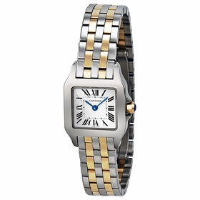 Cartier W25066Z6 Santos Demoiselle Ladies Quartz Watch