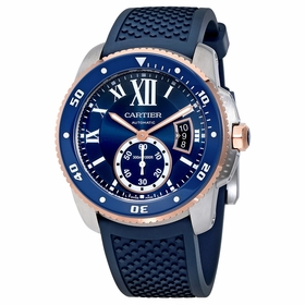 Cartier W2CA0009 Calibre De Cartier Diver Mens Automatic Watch