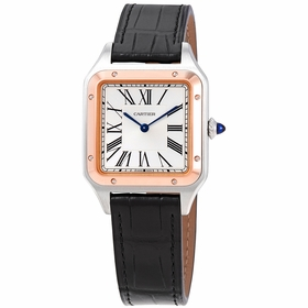 Cartier W2SA0011 Santos-Dumont Unisex Quartz Watch