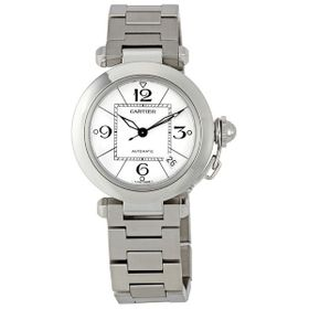 Cartier W31074M7 Pasha de Cartier Mens Automatic Watch