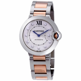 Cartier W3BB0018 Ballon Bleu Ladies Automatic Watch