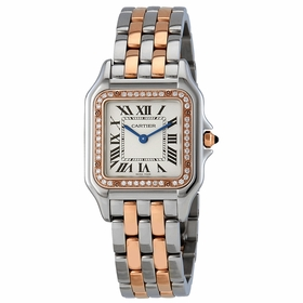 Cartier W3PN0007 Panthere Ladies Quartz Watch