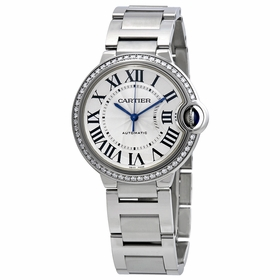 Cartier W4BB0017 Ballon Bleu Ladies Automatic Watch