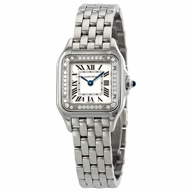 Cartier W4PN0007 Panthere Ladies Quartz Watch