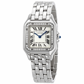 Cartier W4PN0008 Panthere Ladies Quartz Watch