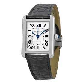 Cartier W5200027 Tank Solo Mens Automatic Watch