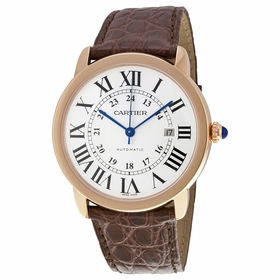 Cartier W6701009 Ronde Solo de Cartier Mens Automatic Watch