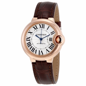 Cartier W6920097 Balloon Bleu Mens Automatic Watch