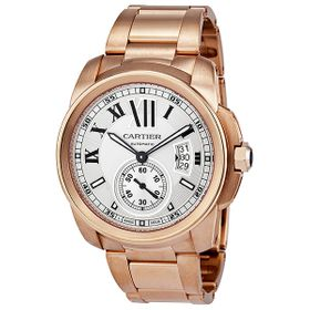 Cartier W7100018 Calibre de Cartier Mens Automatic Watch