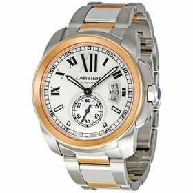 CARTIER W7100036 Calibre De Cartier Mens Automatic Watch
