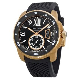 Cartier W7100052 Calibre de Cartier Diver Mens Automatic Watch
