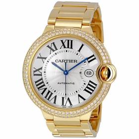 Cartier WE9007Z3 Ballon Bleu de Cartier Mens Automatic Watch