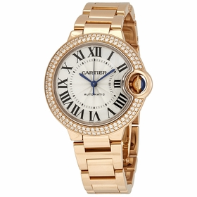 Cartier WE902064 Ballon Bleu de Cartier Ladies Automatic Watch