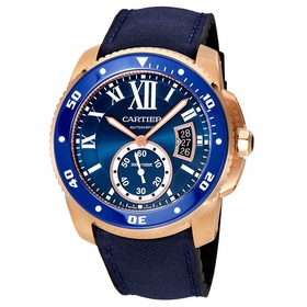 Cartier WGCA0009 Calibre De Cartier Diver Mens Automatic Watch