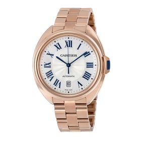 Cartier WGCL0002 Cle Mens Automatic Watch