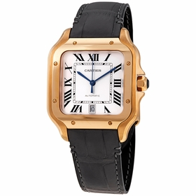 Cartier WGSA0011 Santos De Cartier Mens Automatic Watch