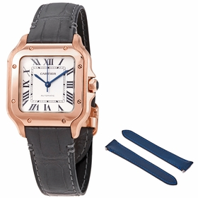 Cartier WGSA0012 Santos de Cartier Ladies Automatic Watch