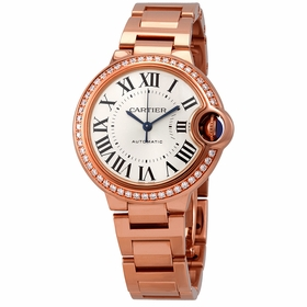 Cartier WJBB0036 Ballon Bleu Ladies Automatic Watch