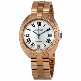 Cartier WJCL0006 Cle Ladies Automatic Watch