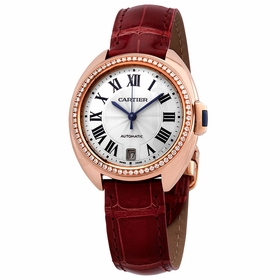 Cartier WJCL0013 Cle Ladies Automatic Watch