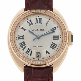 Cartier WJCL0048 Cle Ladies Automatic Watch