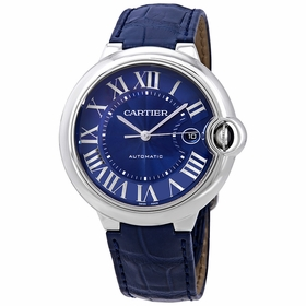 Cartier WSBB0025 Ballon Bleu Mens Automatic Watch