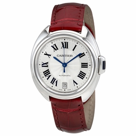 Cartier WSCL0017 Cle De Cartier Ladies Automatic Watch