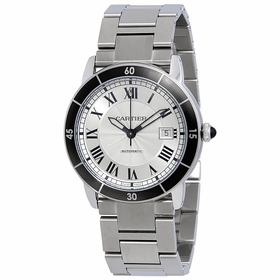 Cartier WSRN0010 Ronde Croisiere Mens Automatic Watch