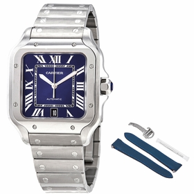 Cartier WSSA0013 Santos De Cartier Mens Automatic Watch
