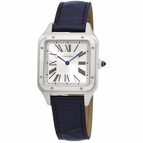 Cartier WSSA0022 Santos-Dumont Mens Quartz Watch