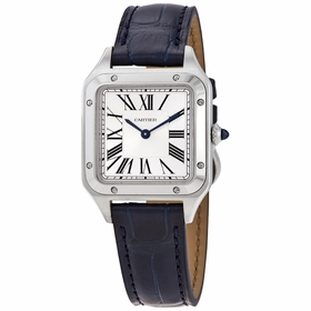 Cartier WSSA0023 Santos-Dumont Ladies Quartz Watch