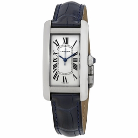 Cartier WSTA0017 Tank Americaine Ladies Automatic Watch