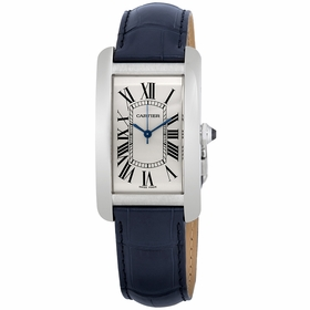 Cartier WSTA0018 Tank Americaine Mens Automatic Watch
