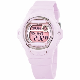 Casio BG-169M-4DR Baby-G Ladies Quartz Watch