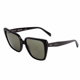 Celine CL40047I 01N 57  Ladies  Sunglasses