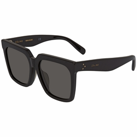 Celine CL40055F 01A 55    Sunglasses