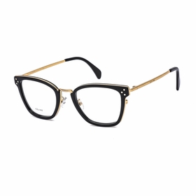 Celine CL50002U 001 51  Ladies  Eyeglasses