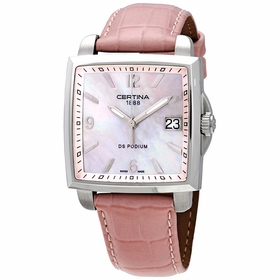 Certina C001.310.16.157.00 DS Podium Square Ladies Quartz Watch