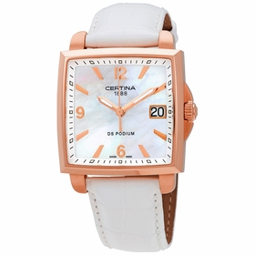 Certina C001.310.36.117.00 DS Podium Square Ladies Quartz Watch