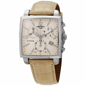 Certina C001.317.16.267.00 DS Podium Ladies Chronograph Quartz Watch