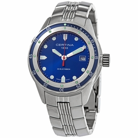 Certina C0074101104101 DS Blue Ribbon Mens Quartz Watch