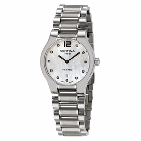Certina C012.209.11.116.00 DS Spel Lady Round Ladies Quartz Watch