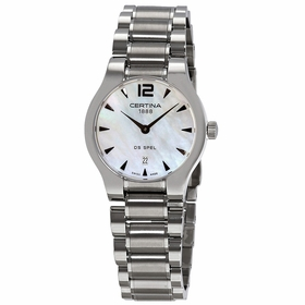 Certina C012.209.11.117.00 DS Spel Lady Round Ladies Quartz Watch