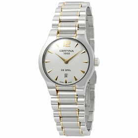 Certina C012.209.22.037.00 DS Spel Lady Round Ladies Quartz Watch