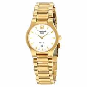 Certina C012.209.33.037.00 DS Spel Lady Round Ladies Quartz Watch