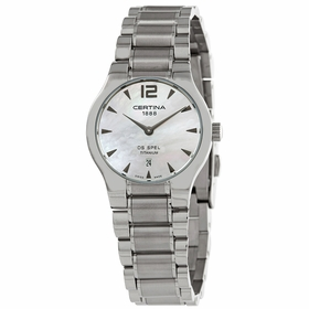 Certina C012.209.44.117.00 DS Spel Lady Round Ladies Quartz Watch